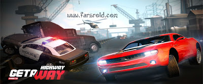 Highway Getaway: Chase TV MOD (Free Shopping) Apk Download