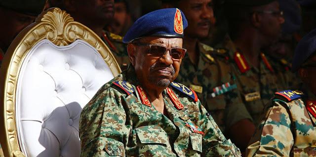 اوامر بالسودان لتغير قيادة الجيش السوداني اليوم 27/2/2018 وتعين عبدالمعروف رئيسًا للأركان