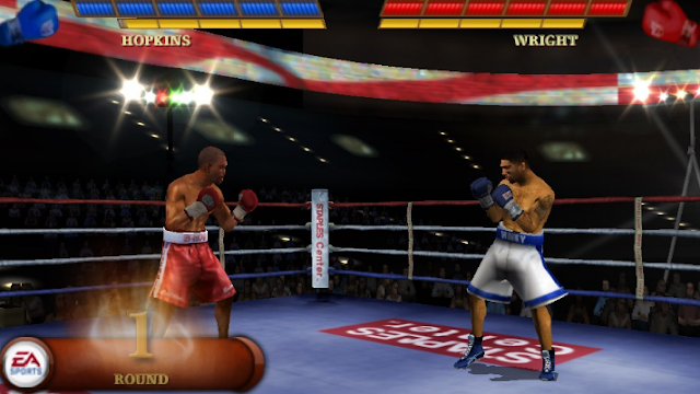 Fight Night Round 3 PSP Free Download