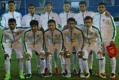 gambar timnas indonesia u 19 terbaru seragam putih