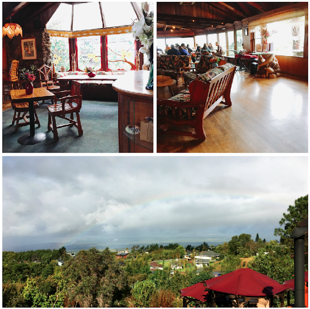 Kula Lodge restaurant