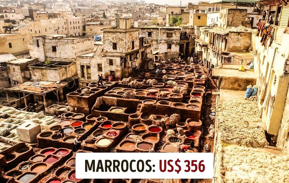 #Morocco