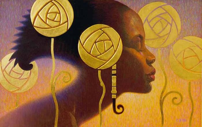 Thomas Blackshear. Создатель афро-нуво 5