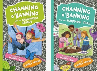 channing o'banning set of books