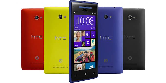 HTC 8X to receive Windows Phone 8.1 next month