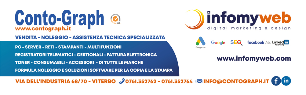 Conto-Graph Viterbo - SOLUZIONI OFFICE e RETAIL