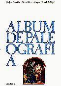 Capa do Álbum de Paleografia