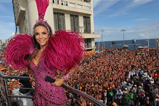 Promoção Carnaval em Salvador Com a Ivete