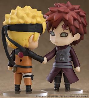 Good Smile Naruto Gaara Nendoroid figure