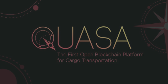 QUASA - The First Open Blockchain Platform for Cargo Transportation