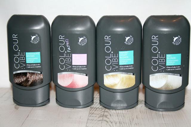 New Colour Vibe Shampoo