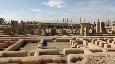 Persepolis or Takht-e-Jamshed In Iran Travel Blog