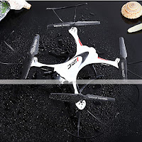 JJRC H31 quadcopter white