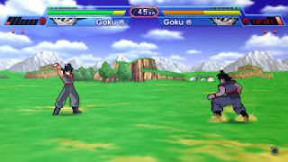 Game Dragon Ball Z Shin Budokai PPSSPP