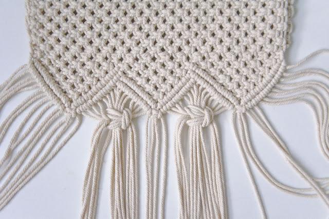 Nudos planos de 16 cuerdas