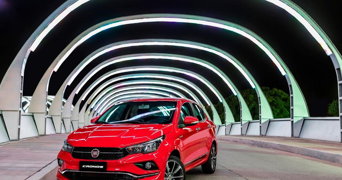 Depois de muito suspense, Fiat lança oficialmente o Cronos no Brasil por R$53.990 e vai à caça do Prisma