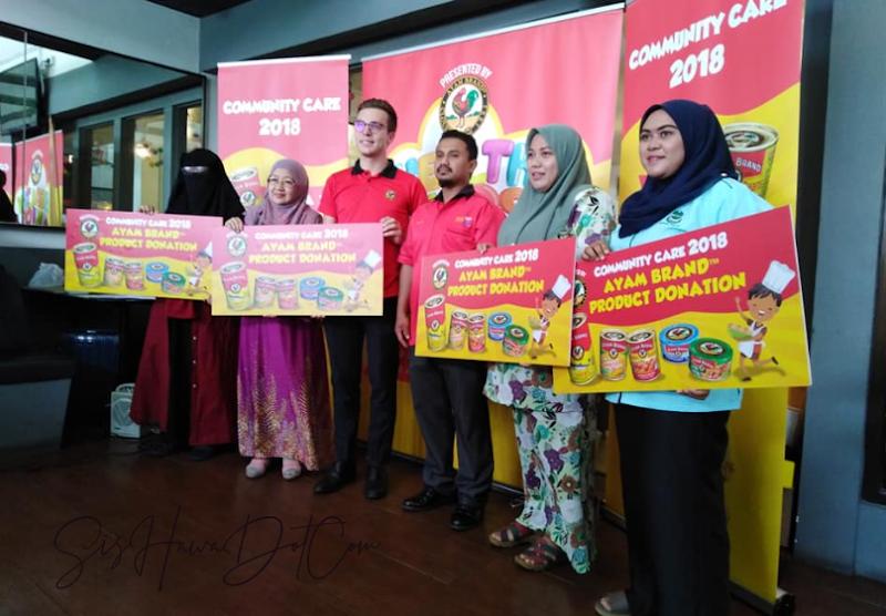 Mendidik Diri Memilih Makanan Lebih Sihat Bersama Festival Makanan Kanak-kanak Sihat Ayam Brand™