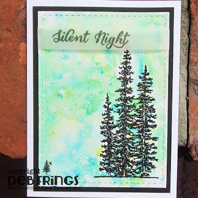 Silent Night 1 sq - photo by Deborah Frings - Deborah's Gems