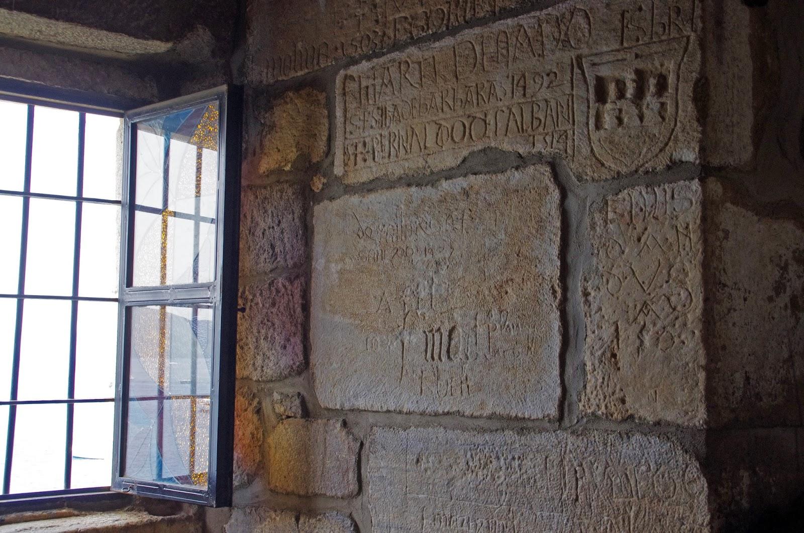Bodrum Castle Inscriptions