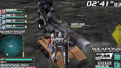 Download Gundam Battle Royal Patched PSP PPSSPP