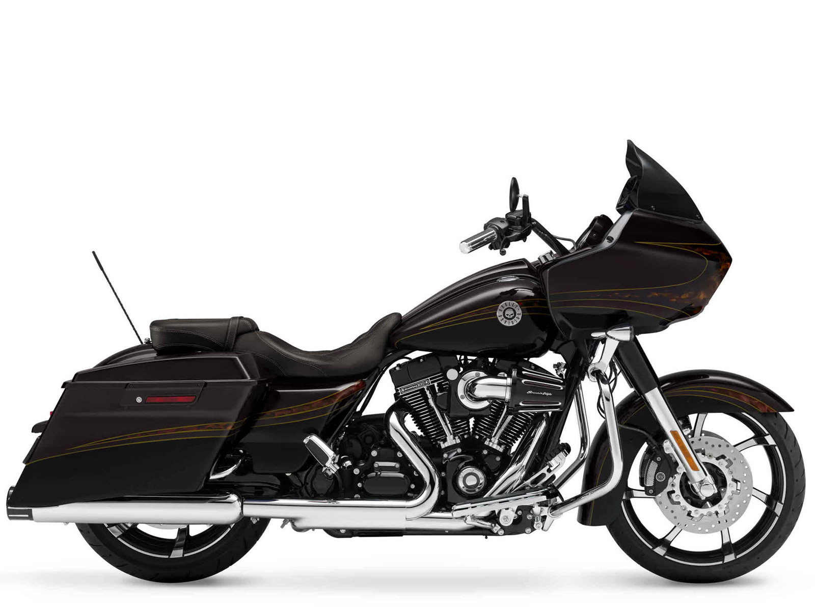 Harley Davidson 2012: 2012 HD FLTRXSE CVO Road Glide Custom, Insurance Information