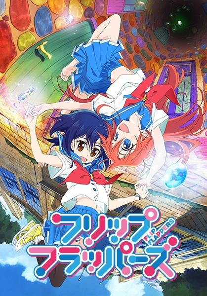 Flip Flappers (1-13) Subtitle Indonesia Batch Downloa