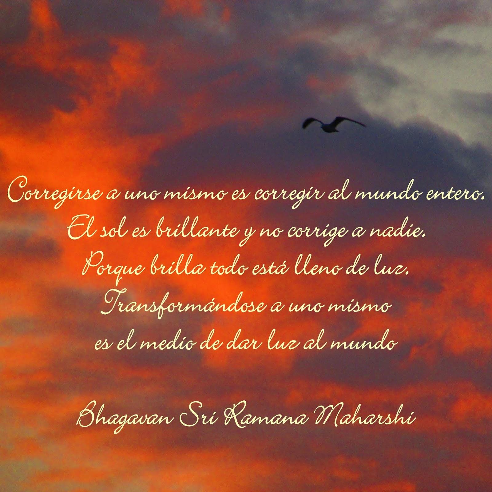 Frase De Bhagavan Sri Ramana Maharshi