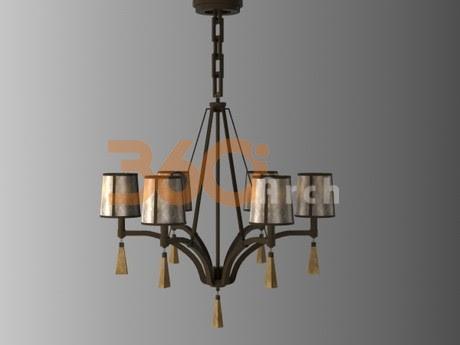[3D Model Free] Model light set 3