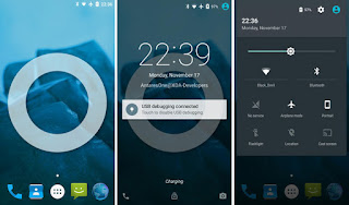 Cyanogenmod Rom for Xiaomi Redmi 1s Preview 2