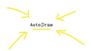 Ilustrasi aplikasi Google Autodraw (YouTube/Google) updetails.com