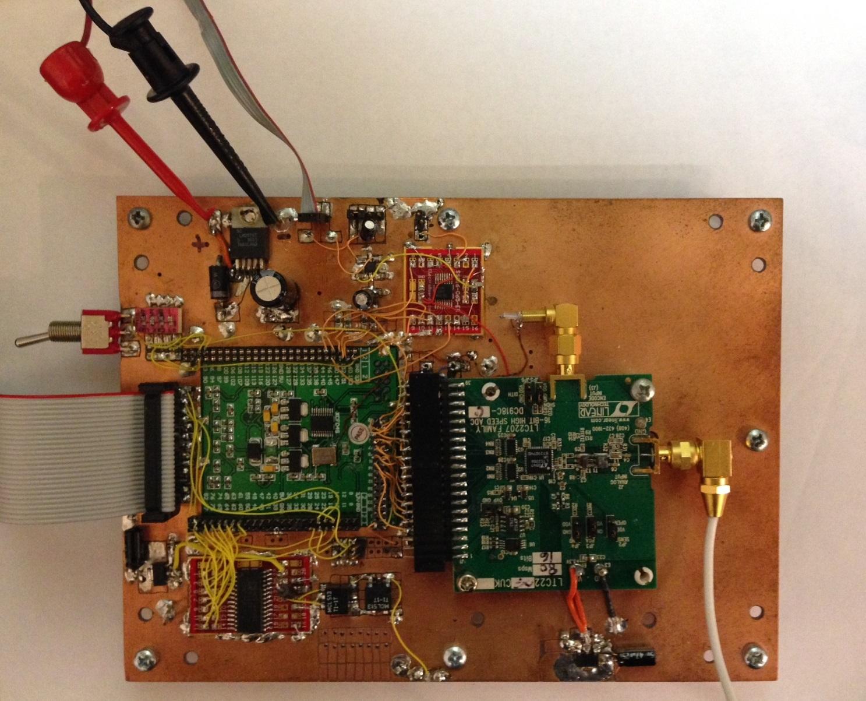 K6JCA: An FPGA SDR HF Transceiver, Part 1 -- An Overview