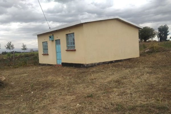 The Lady Who Rejected Uhuru's House Gifted To Her Son Has Sadly Lost It All
