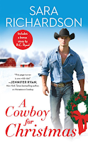 Book Review: A Cowboy for Christmas (Rocky Mountain Riders #6) by Sara Richardson | About That Story