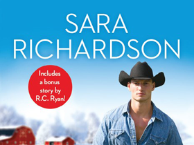 Book Review: A Cowboy for Christmas (Rocky Mountain Riders #6) by Sara Richardson