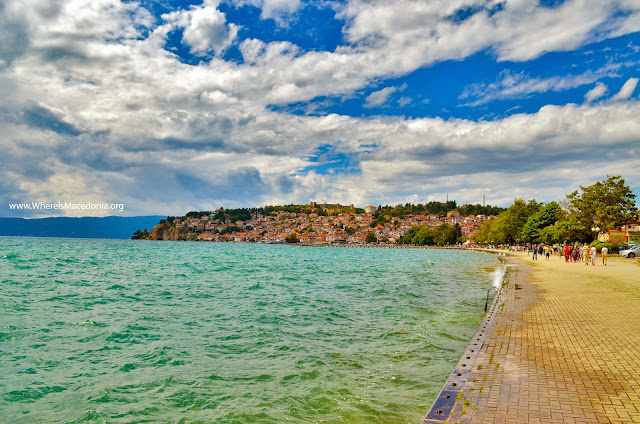 Macedonia, Ohrid Lake