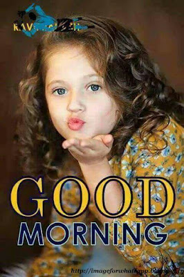 Good Morning with Lovely Kiss