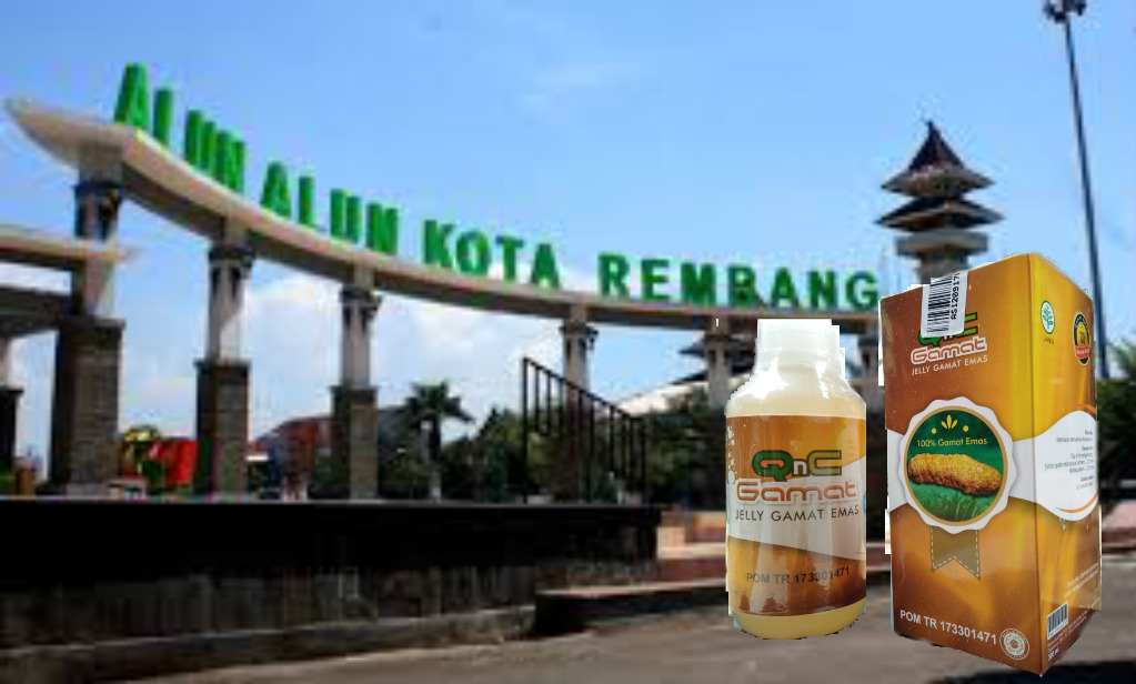 Penjual QnC Jelly Gamat Di Rembang