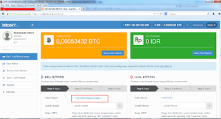 Cara Deposit IDR di VIP Bitcoin 1