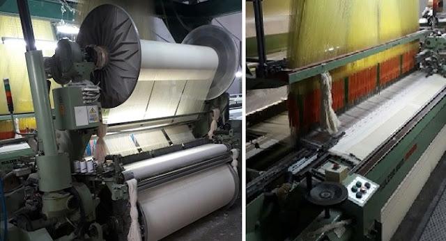 Weaving Sulzer