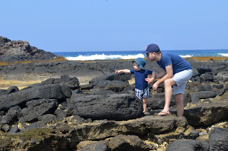 eco-friendly beach day with toddlers