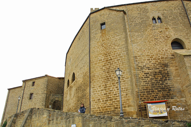 Iglesia-fortaleza de Santa María de Ujué