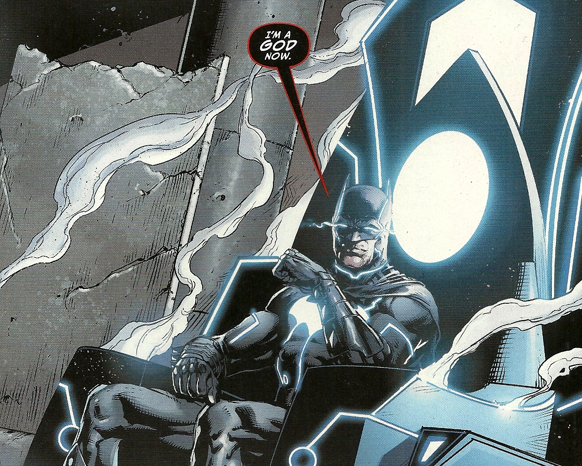 Every Day Is Like Wednesday: Review: Justice League #42 (