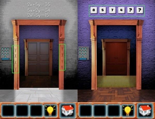 100 Doors Classic Escape Level 61 62 63 64 65 Escape