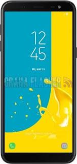 Firmware Samsung Galaxy J6 SM-J600G Bahasa Indonesia