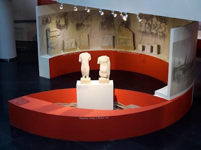 Άνοιξε τις πύλες του για το κοινό το Αρχαιολογικό Μουσείο Αλεξανδρούπολης
