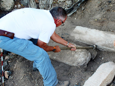 1,700-year-old funerary inscriptions found in Israel