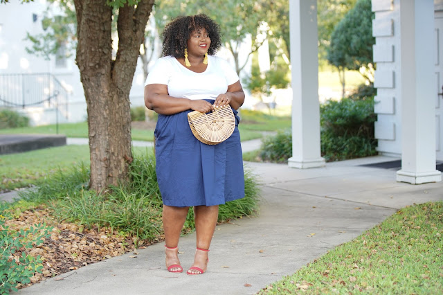 And.Comfort Simply Curvee Curvy Blogger Review