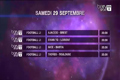 BeIN Sport Max 8 - Astra Frequency