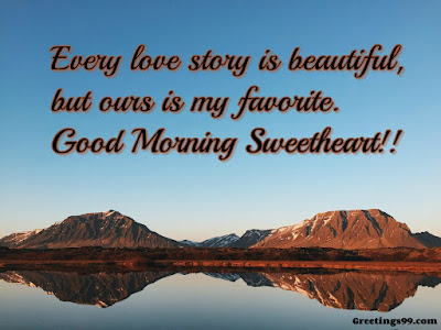 Good Morning Image with Love