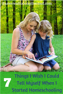 Words to a new homeschool mom
